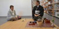 Initiation à la cérémonie du thé japonaise