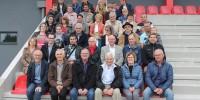 Les élus visitent le centre de formation d'EAG