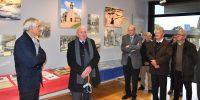 Vernissage de l'exposition « Pabu dans la Première guerre mondiale »