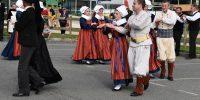 Deux cercles celtiques animent le bourg