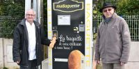 Un second distributeur de pain sur la commune