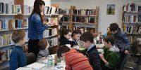 Oxana Mustafina anime des ateliers de peinture