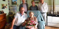 Francine Guillerm fête ses 101 ans