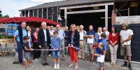 Inauguration du marché des producteurs bio