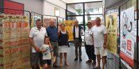 Vernissage de l'exposition d'affiches de la Saint-Loup