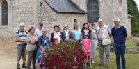 Visite estivale du patrimoine
